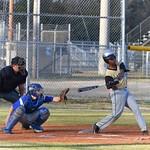 LRHS JV Baseball vs Dreher 03-20-2017 (AM)