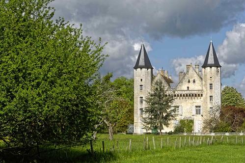 Gironde: Environs de Bordeaux - Saint  Germain du Puch - Château du Grand Puch