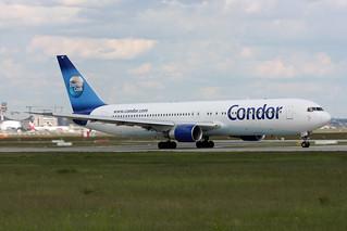 Condor (Thomas Cook) Boeing 767-330/ER D-ABUC