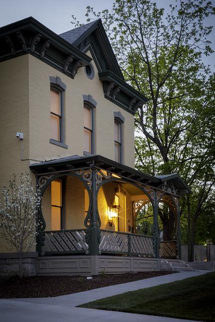 Elkins House