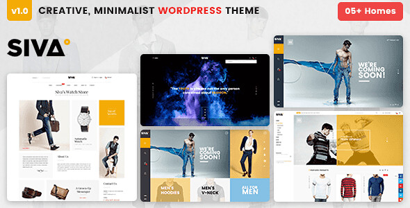 VG Siva WordPress Theme free download