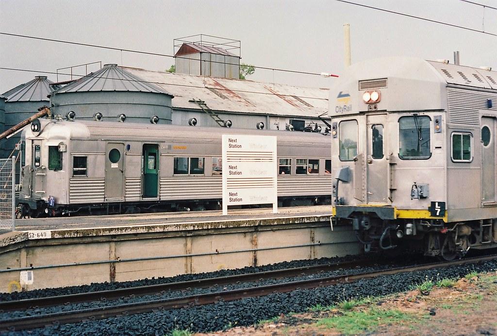 105-29A 1991-12-21 U set and L7 at Mulgrave by David Johnson