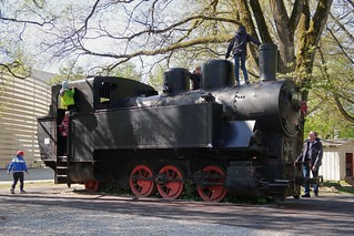 Bregenz - Children's Steam Loco