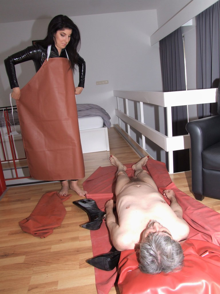 Mistress baton aka yvonne van den bergh 4 3