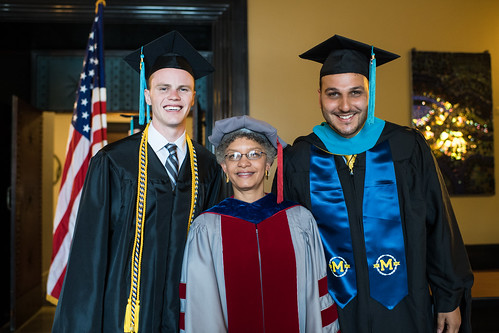 Ford School Commencement 2017