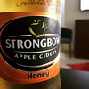 This cider is heavenly! @strongbow