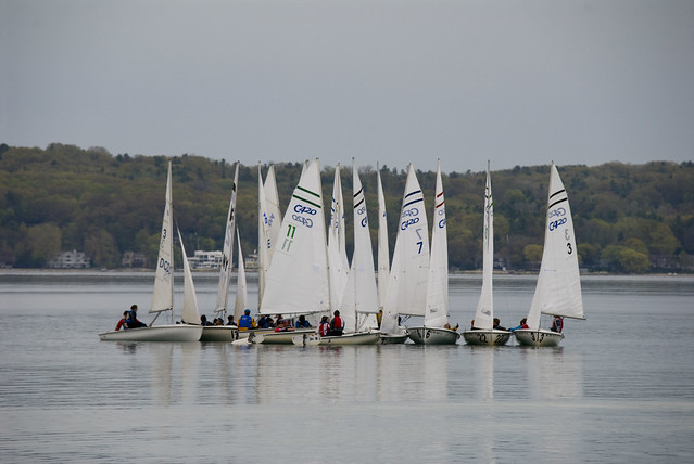 Click HERE to see all the R8 Regatta Pictures