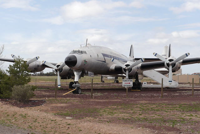 Lockheed Constellation VC-121A