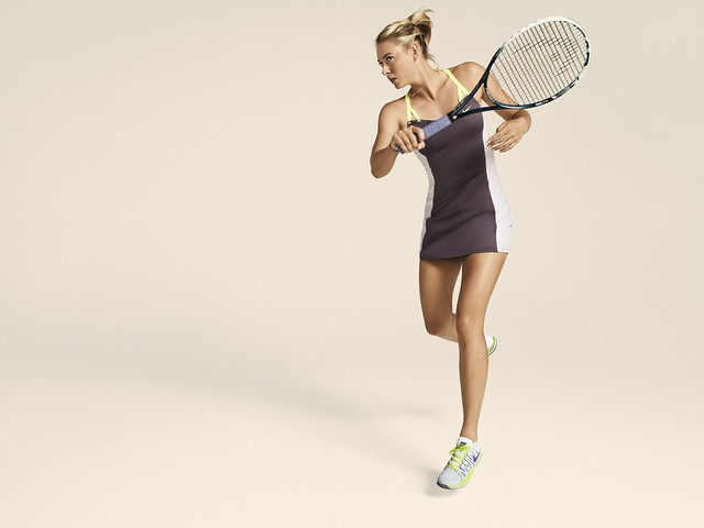 Maria Sharapova Roland Garros footwear collection