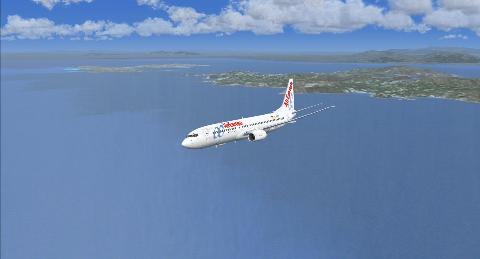 First landing Mykonos 8840930787_9d77ffac83_o
