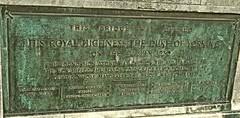 Photo of Bronze plaque № 12754