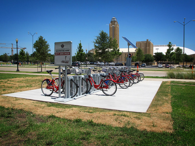 Fort Worth Bike Share