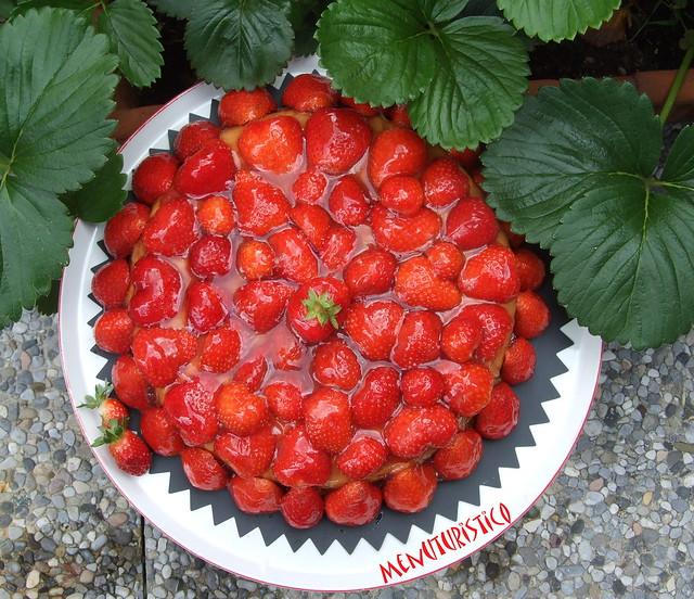 torta di fragole 3
