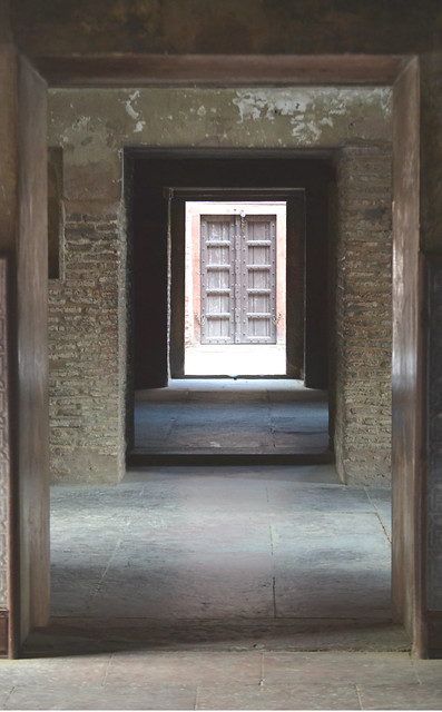 Indian Doorway