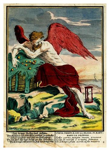 019-Proverbii verificati per l'esperienza cotidiana…1718--Giuseppe Maria Mitelli