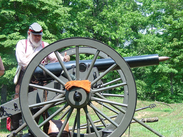 Cannons will fire once again at the Commemoration of the Battle of Staunton River Bridge