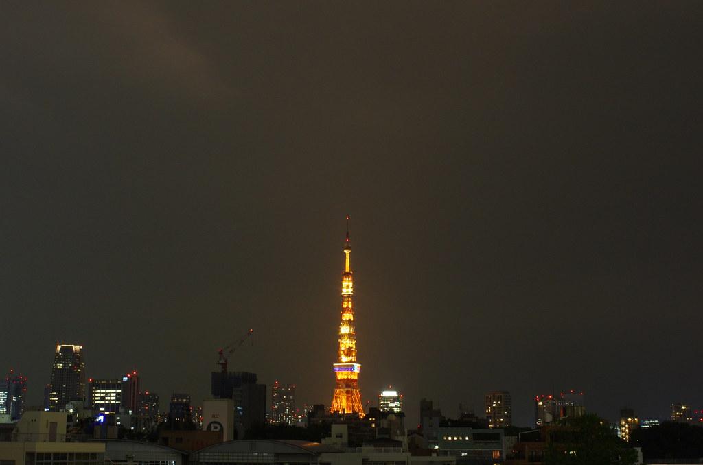 六月的東京之夜