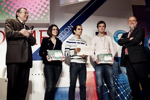remise prix concours génération développement durable 2013