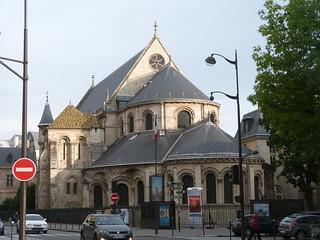 St Martin des Champs, Paris