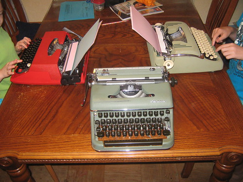 Typewriter Day 2013