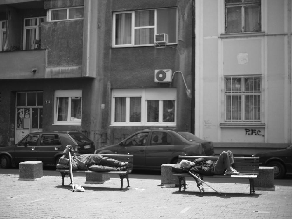 nana nap, Belgrade
