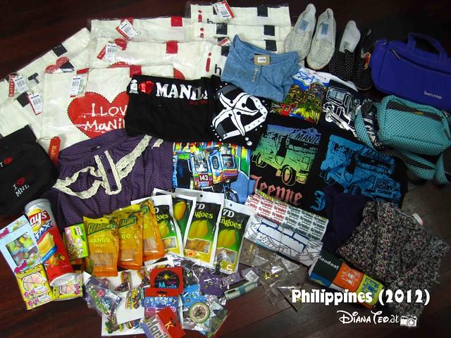Philippines' Haul 01