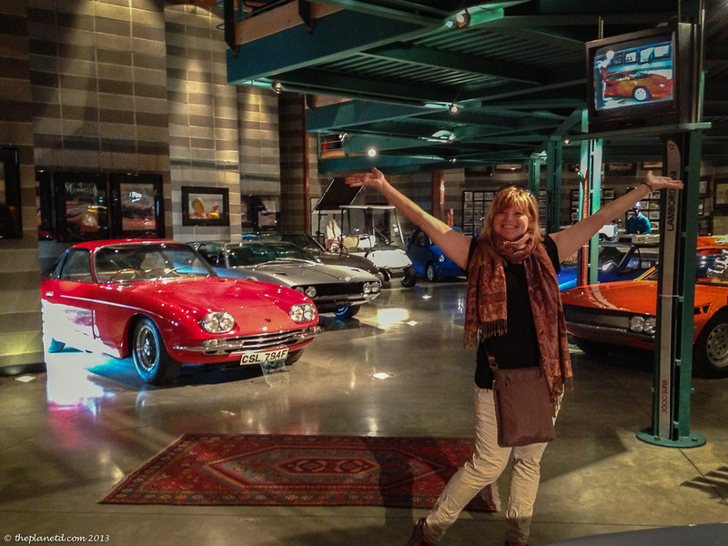 Lamborghini family museum