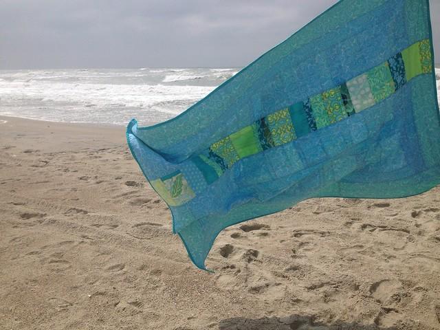 Emerald Isle quilt