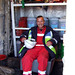 Small photo of Gangway watchman