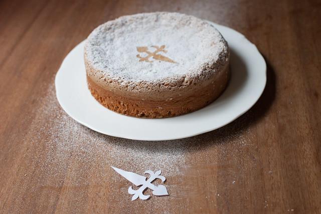 Tarta de Santiago (Almond Cake) from Food52