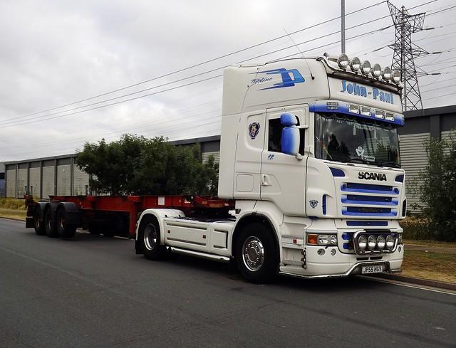 John Paul Transport, JP55, Fujifilm FinePix S4240