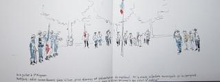 Le 14 juillet à Saint Aignan sur Cher