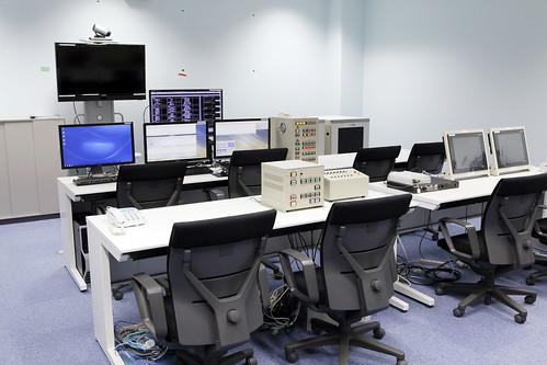 イプシロンの管制室