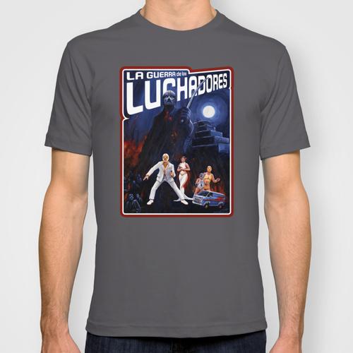La Guerra de los Luchadores T-Shirt!