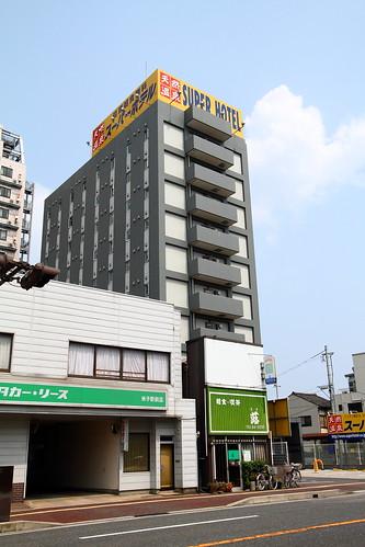 Super Hotel米子