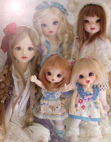 [BJD's family] hi ! ♥