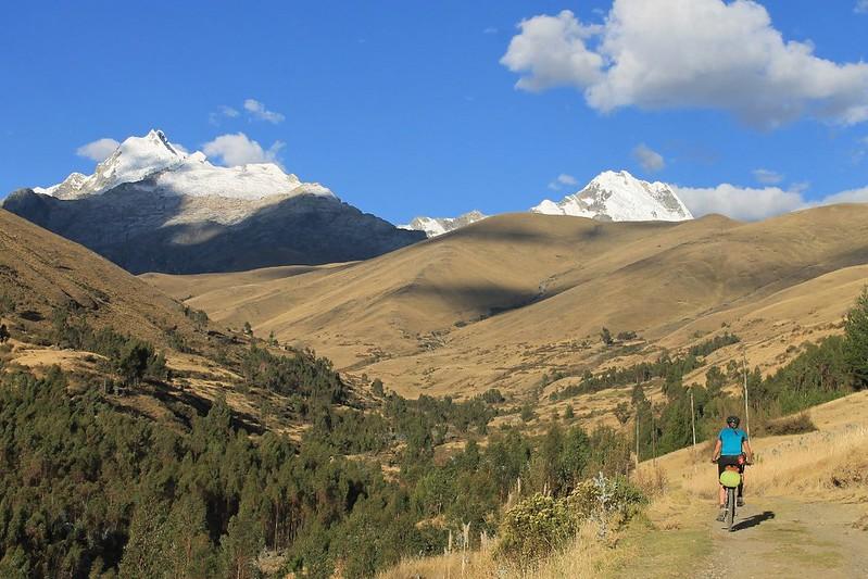 Into Quebrada Rajucolta