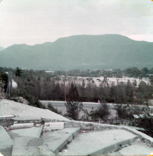 trip mountain mexico hotel photo fishing tourist scan scanned 1975 70s 1970s vaction ciudadvictoria guerrero panoramico