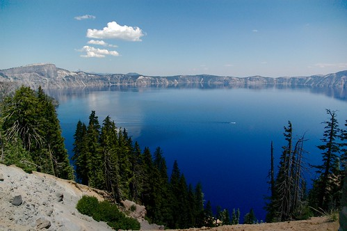 Crater Lake, Oregon 2004