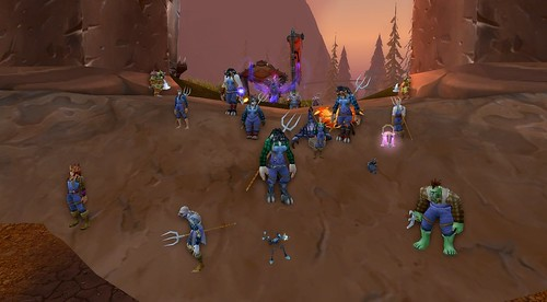 Spectacular Death: We Run The Stuff You Wish YOUR Guild Did
