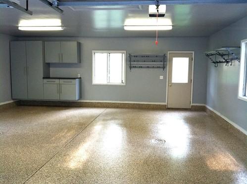 Our New Epoxy Garage Floor Q Amp A Andrea Dekker