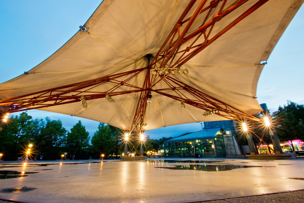The Canopy - The Forks Winnipeg