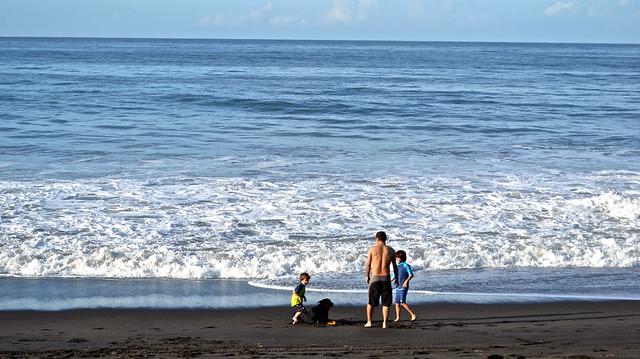 Monterrico Beach fun