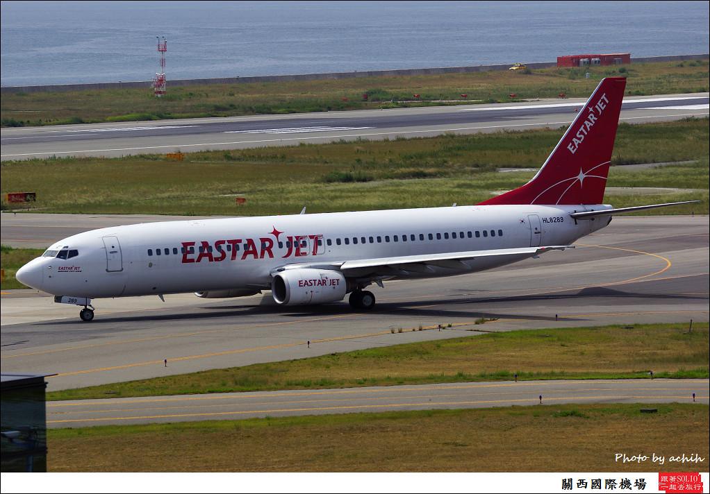 Eastar Jet HL8289
