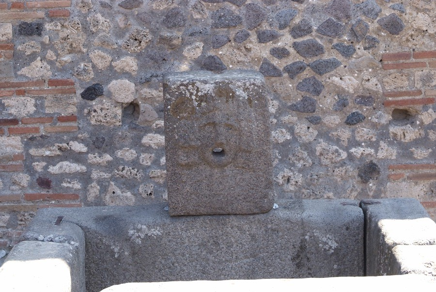 Pompei. Italy. August. 2013