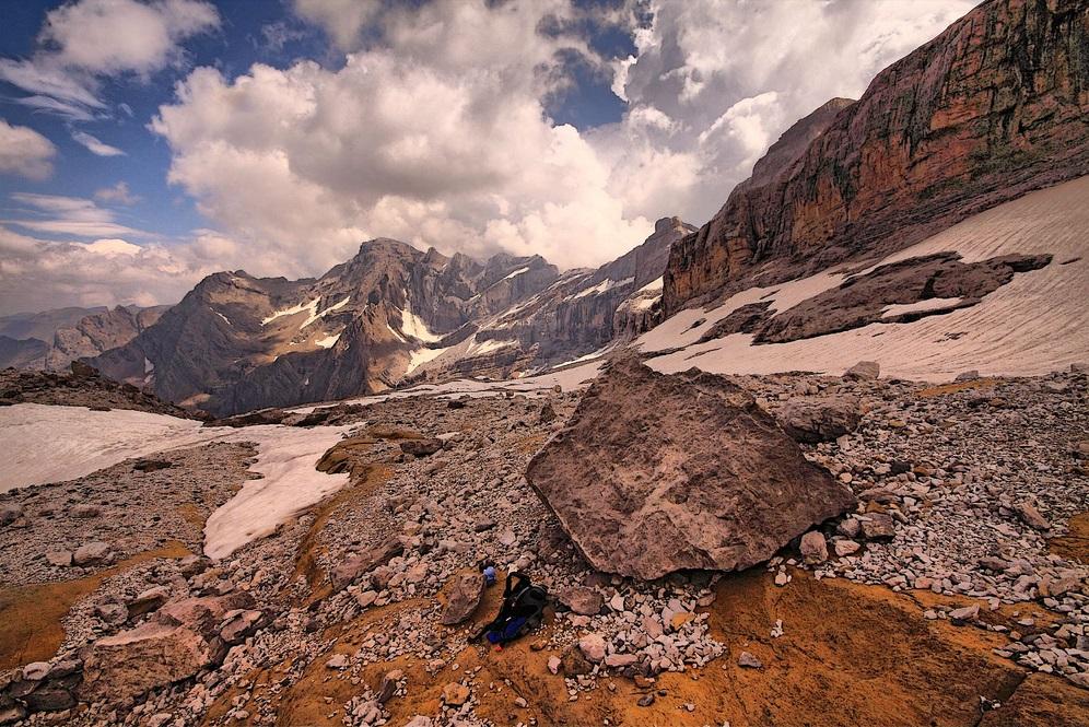 20. La soledad del montañero. Autor, Francisco Antunes