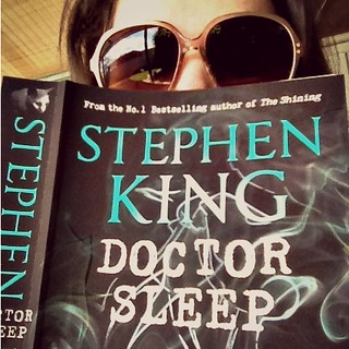 reading doctor sleep