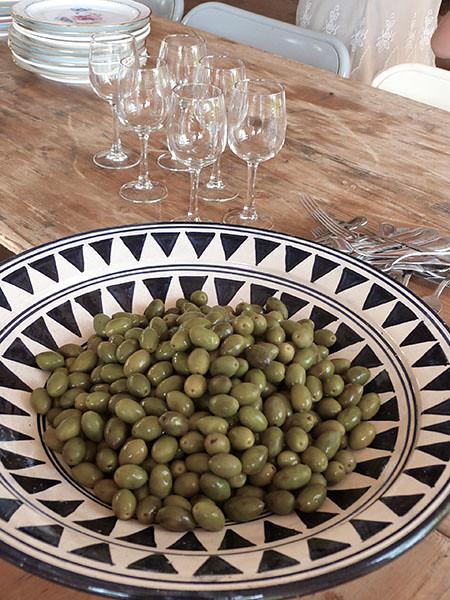 olive le dimanche