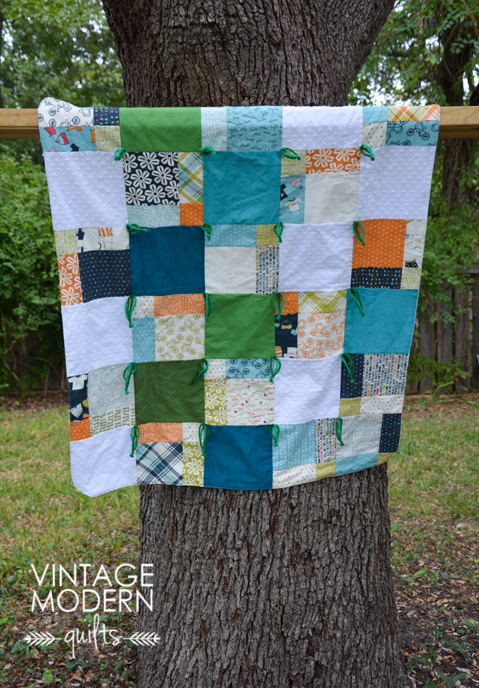 A Tied Quilt