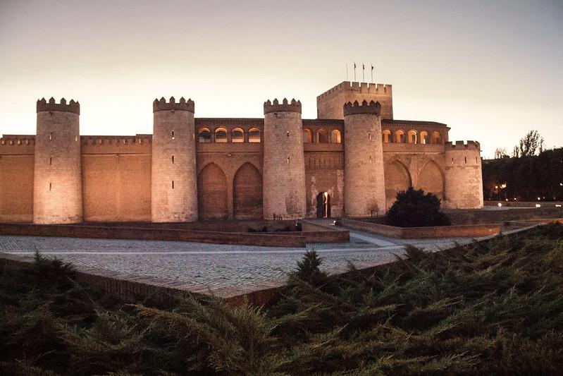 Palacio de la Aljafería (Explore!)